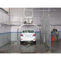 Robotic Automatic Car Wash