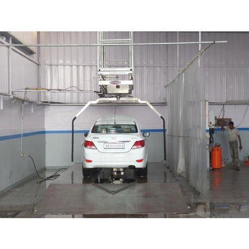 Auto Car Wash >> Robotic Automatic Car Wash