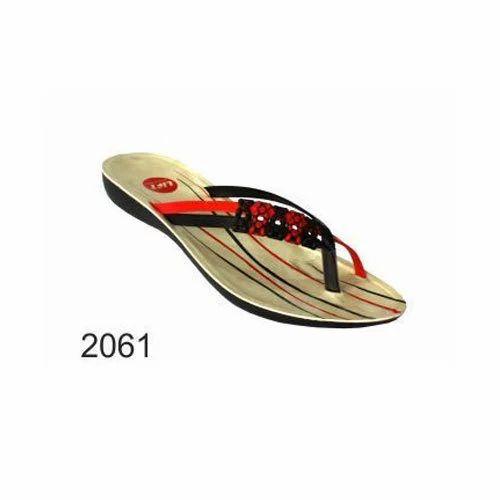 526626123 Trendy Lift PU Women Slipper at Rs 200 /pair | PU Ladies Slipper ...