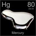 Pure Mercury Metal