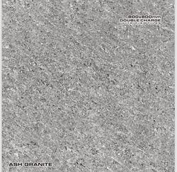 Double Charge 800x800 Ash Granite Tile