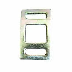 Metal Lashing Belt Heavy Frame Buckle