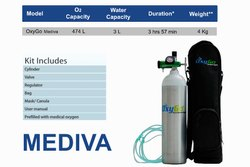 Oxygen Therapy Kit - Mediva