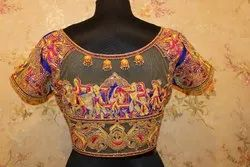 Latest Bridal Blouse