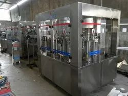 Automatic Fruit Juice Washing Filling Capping Machine