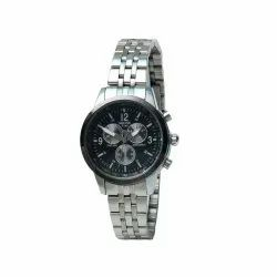 Skone 7145-Lady-1 Analog Black Dial Women's Watch