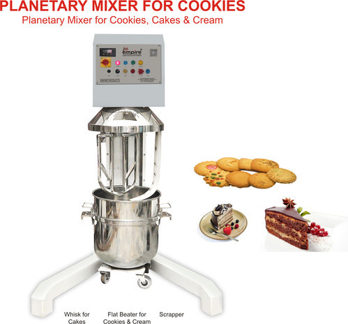 Double Planetary Mixer