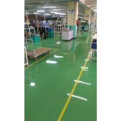 Commercial Epoxy Flooring Coating