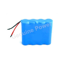 Lithium- Ion Battery Pack 14.8v 2200mah for ECG Machine