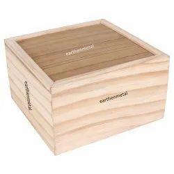 Wooden Box Slider
