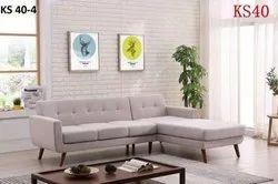 Wooden Modern Home Decor Sofa