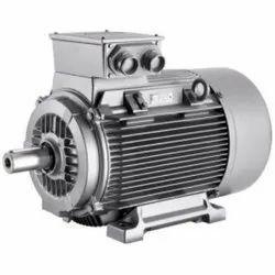 Three Phase 100 HP Siemens Induction Motor, 440-415v, IP Rating: IP55