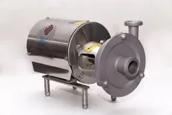 Single Phase Two Stage SS Milk Pump, Automation Grade: Automatic