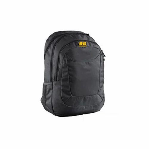 595401ef3b26 Black Plain Executive Shoulder Bags