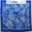 100% Colour Cotton Printed Bandanas