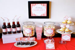 Birthday Party: Movie Theme Services
