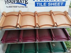 Tile Roof Sheet In Thrissur Kerala Get Latest Price From Suppliers Of Tile Roof Sheet Clay Tile Profile Panels In Thrissur