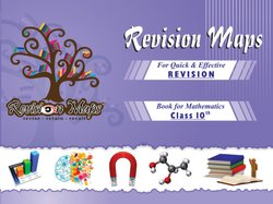 Mathematics Revision Maps Book For Class 10th