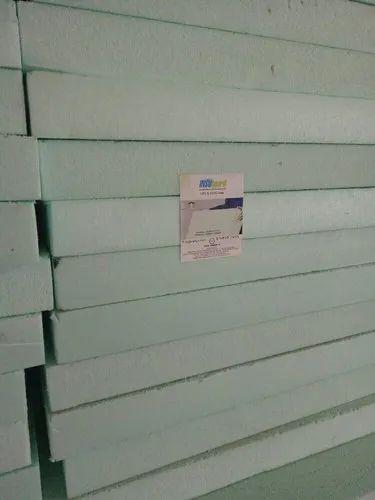 Supreme INSUboard Light Green Thermal Insulation Board, Size: 1250mm X 600mm