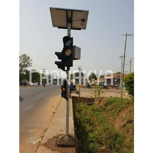 Mild Steel Signal Pole