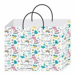Paper Handled Handmade Designer Bag