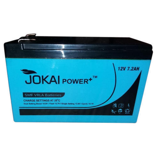 Jokai Battery Capacity 7 2 Ah