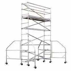 Aluminum Scaffolding and Ladders