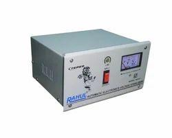 Rahul V-444 c 1 KVA/4 AMP 140-280 Volt 5 Step  Stabilizer