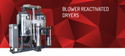Absorption Air Dryers - Heated