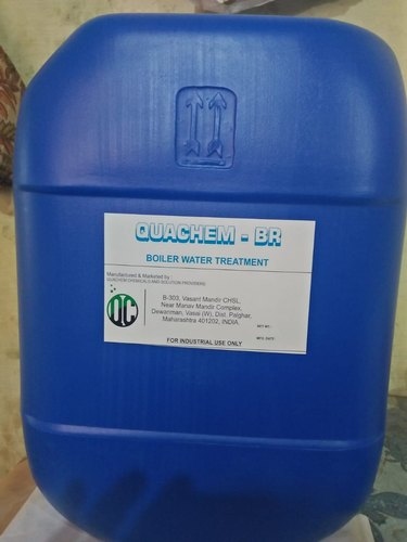 Quachem BR Boiler Water Treatment Chemical