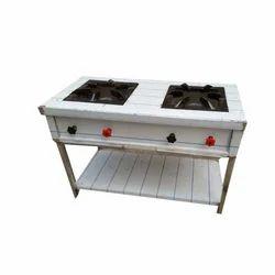 Two Burner Indian Cooking Range (Hottie)
