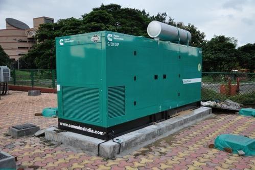 jakson silent diesel generator 125 kva, 430 v
