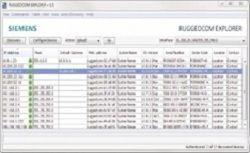 Ruggedcom Explorer Software