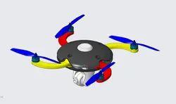 HexMesh Drone Design and Development Services