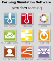 Simufact Forming Simulation Software, Forming Process Simulation Software