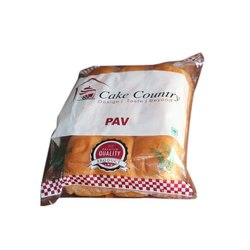 Cake Country Pav Burger Bun, For Bakery, Packaging Size: 9 Piece