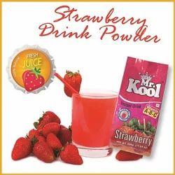 Strawberry Flavour Drink Powder