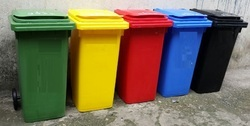 Colour Coded Dustbins