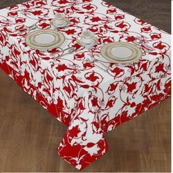 Printed with Border Table Cloth