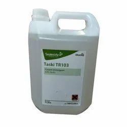 Liquid Taski TR103 Carpet Detergent, Grade S