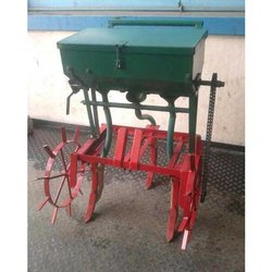 Bull & Animal Drawn Seed Drill