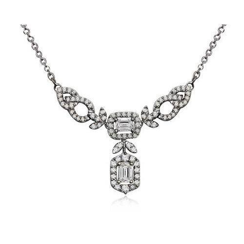 Designer diamond mangalsutra pendant at rs 65000 piece itwari designer diamond mangalsutra pendant aloadofball Images