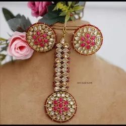 Indian Traditional Bridal Jewellery
