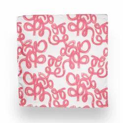 Unique White Printed Tissue Paper, 80 - 120 Gsm, Size: 27x30cm