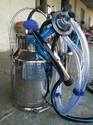 Milking Machine Single Bucket