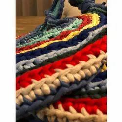 Viscose wool Dyed Recycled Carpet Yarn