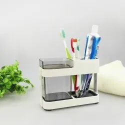 1 Cup Toothbrush & Toothpaste Stand