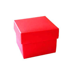 Paper Square Laminated Corrugated Box