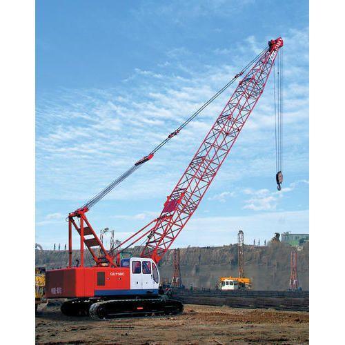 Crawler Lattice Boom Crane - Crawler Crane for Sale Equipment Rental