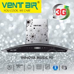 Ventair Kitchen Chimney Innova Music 90